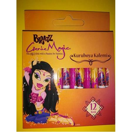bratz genie magic kuru boya kalemi 1/2 boy