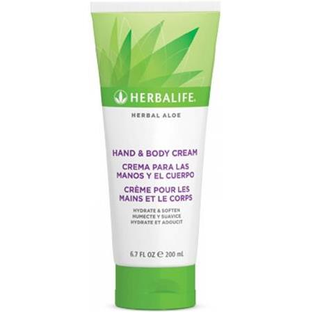 Herbalife Herbal Aloe El Ve Vücut Losyonu - 200 Ml